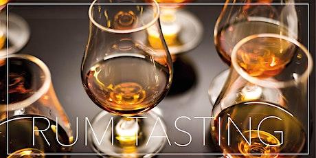 Rum Tasting |  Zuckerrohr zum trinken Tickets