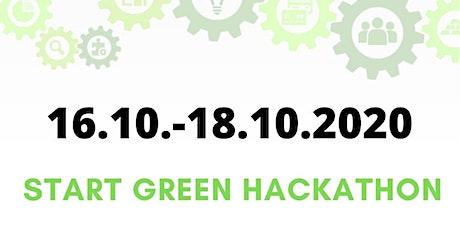 Start Green Hackathon tickets
