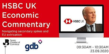 HSBC UK Economic Commentary tickets