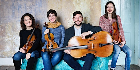 Jubilee String Quartet at Holy Trinity Church, Leamington (1 of 2) tickets