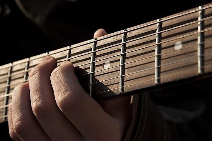Image de Cour de guitare intermédiaire en ligne