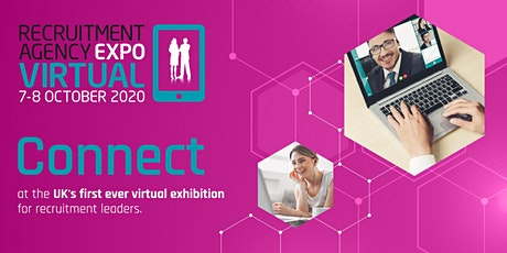 Recruitment Agency Expo Virtual tickets