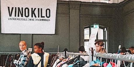 Vintage Kilo Sale • Graz • Vinokilo Tickets