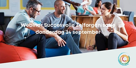 Webinar Succesvolle Zelforganisatie tickets