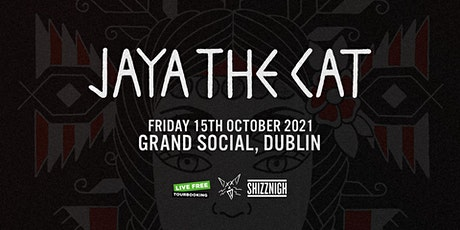 Jaya The Cat tickets