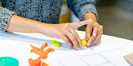 Design Thinking - Digital crash course (sv) biljetter