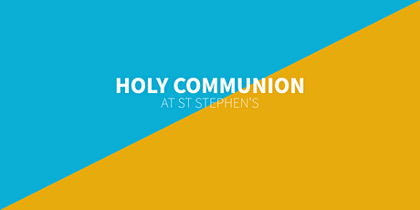 Holy Communion tickets