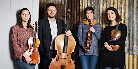 Jubilee String Quartet at Holy Trinity Church, Leamington (2 of 2) tickets