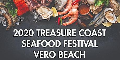 Treasure Coast Seafood Festival - Vero Beach tickets