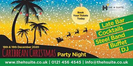 Caribbean Christmas Party Nights 2020 tickets