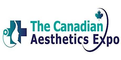 The Canadian Aesthetics Expo tickets