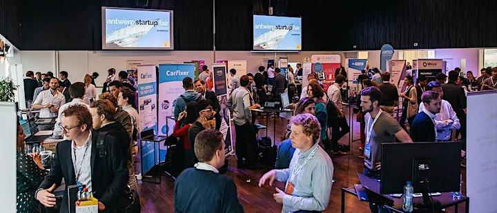 Antwerp Startup Fair 2020 image