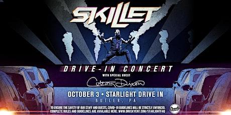 Skillet tickets