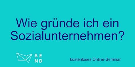 Wie gründe ich ein Sozialunternehmen? #6 (Hessen Edition) Tickets