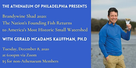 The Nation's Founding Fish Returns to America's Historic Small Watershed tickets