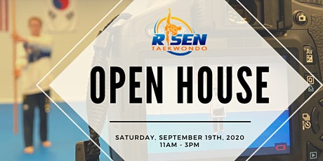 Risen Taekwondo's Back to School OPEN HOUSE! tickets