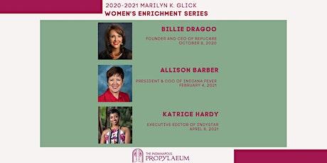 Marilyn K. Glick Women's Enrichment Series 2020-2021 tickets