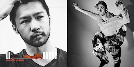 Conrad Tao, piano and Caleb Teicher, tap dance [CONCERT] tickets