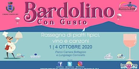 Bardolino con Gusto - Rassegna di piatti tipici, vino e canzoni biglietti