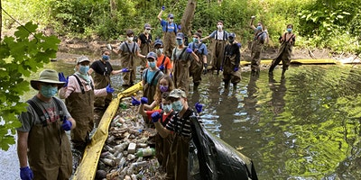 Clean River Project - Sponsored by Entergy