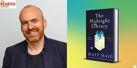 The Midnight Library Big Book Club event with Matt Haig tickets