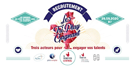 French Tech Central - Recrutement ? Le tri-play gagnant ! billets