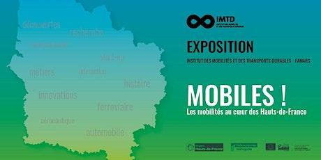 Expo MOBILES ! Visite guidée Journées du Patrimoine 20/09 à 15h30 billets