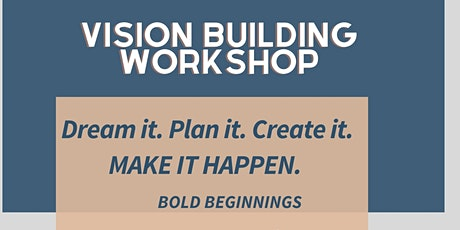 Vision Building Workshop tickets