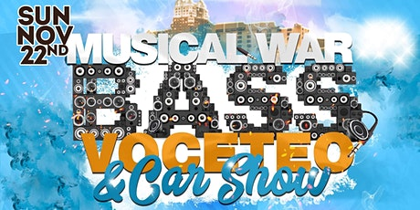 Musical Wars Sound Competition & Car Show tickets