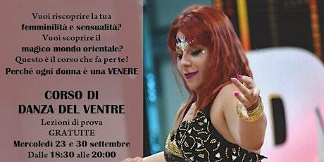 Corso Di Danza Del Ventre biglietti