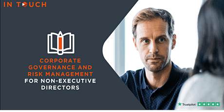 Corporate Governance & Risk Management for Non-Executive Directors tickets