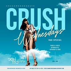 CrushWednesdays Rooftop VA | RnB & AfroBeats {Every Wednesday} tickets