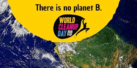 World Clean Up Day billets