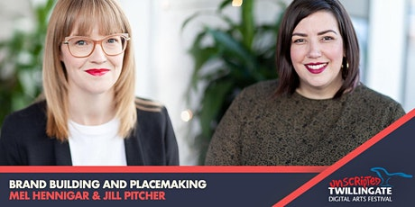 Brand Building and Placemaking with Jill Pitcher & Mel Hennigar tickets