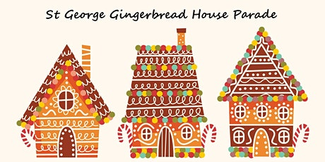St George Gingerbread House Parade Tour & Fundraiser tickets