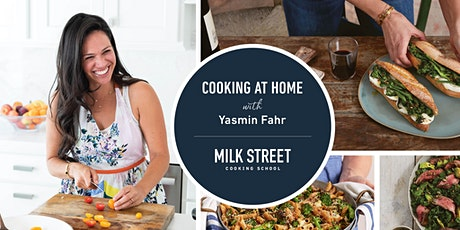 Cooking at Home with Yasmin Fahr: Keeping Dinner Simple tickets
