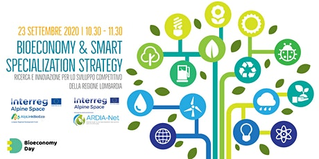 Bioeconomy & Smart Specialization Strategy biglietti