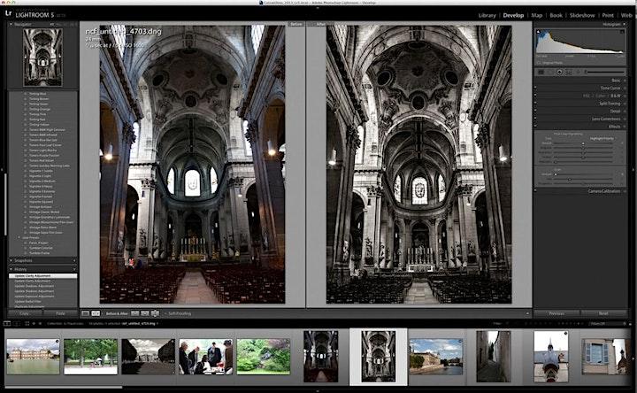 Beginning Adobe Lightroom Classic with Natasha Calzatti - Live Online image