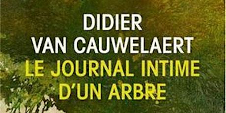 ONLINE Club de Lecture - Journal intime d'un arbre tickets