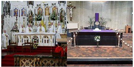 Sundays: Masses at St Margaret's  & 9.30am Mass at Our Holy Redeemer's. tickets