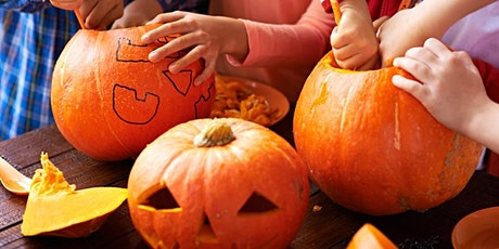 After School Pumpkin Carving, Roasted Pumpkin Seeds, and Apple Cider Friday tickets