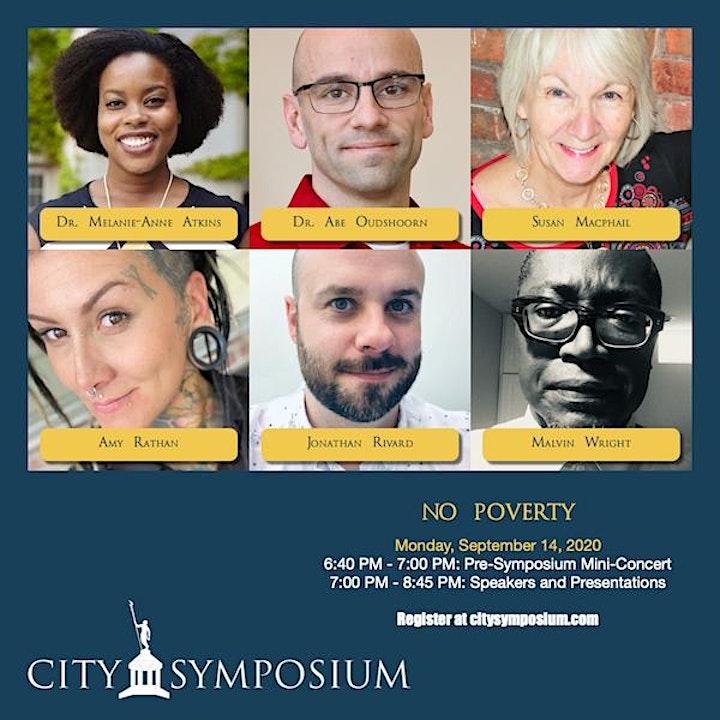 City Symposium: No Poverty image