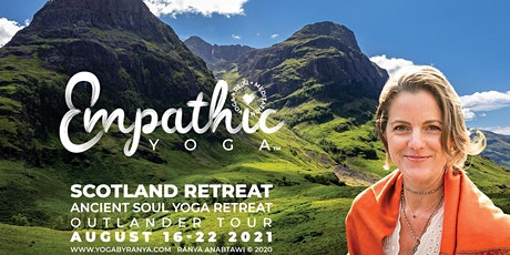 Ancient Soul Yoga Retreat in Scotland + Outlander Tour tickets