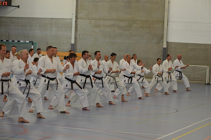 Entrainement national samedi - Nationale training zaterdag image