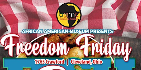 Copy of Freedom Friday tickets