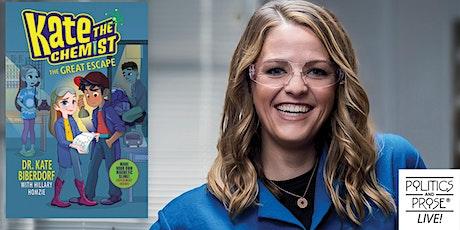 P&P Live! Dr. Kate Biberdorf (AKA Kate the Chemist) | THE GREAT ESCAPE tickets