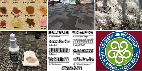 Accredited Carpet Care Expert class * 9/22/20 * Remote Learning tickets