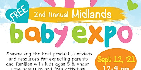 Midlands Baby Expo tickets