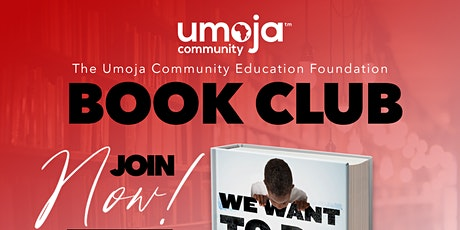 Umoja University Book Club tickets