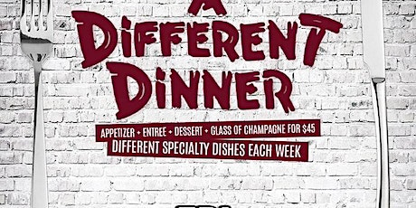 A Different Kind of Dinner at Brooklyn on U tickets